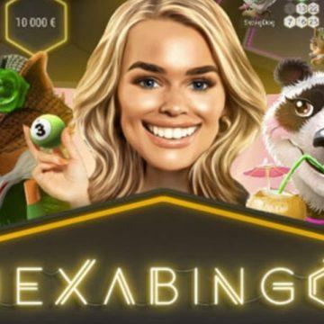 HexaBingo Maria Casino