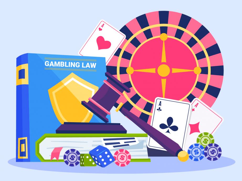 legalised gambling